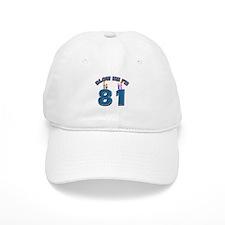 Blow Me I'm 81 Baseball Cap
