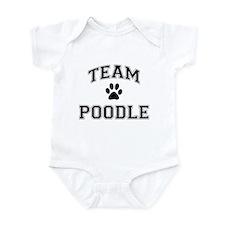 Team Poodle Infant Bodysuit