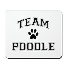 Team Poodle Mousepad