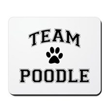 Team Poodle Mousepad