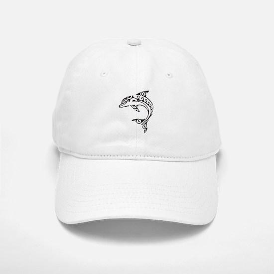 Dolphin Baseball Baseball Cap