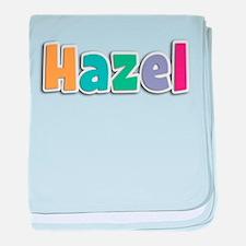 Hazel baby blanket
