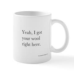 Meet Dolores Knitter's Mug