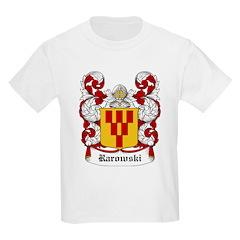 Rarowski Coat of Arms Kids T-Shirt