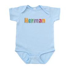 Herman Infant Bodysuit