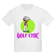 Golf Chic Kids T-Shirt
