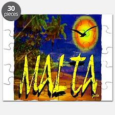 malta illustration artwork Puzzle
