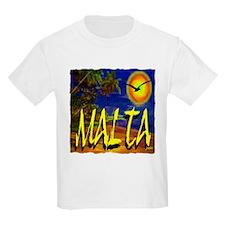 malta illustration artwork T-Shirt