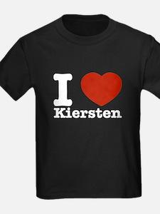 I Love Kiersten T