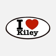 I Love Kiley Patches