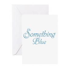 Something Blue Greeting Cards (Pk of 20)