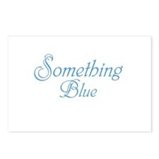 Something Blue Postcards (Package of 8)