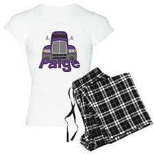 Trucker Paige Pajamas