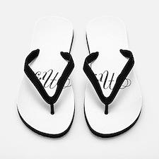Mr. Mrs. Flip Flops