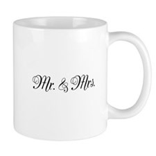 Mr. Mrs. Mug