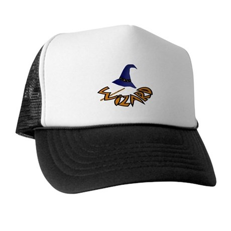 wizard Trucker Hat