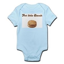 Hot Little Biscuit Infant Creeper