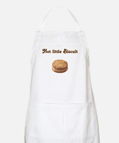 Hot Little Biscuit BBQ Apron
