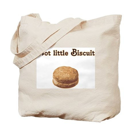 Hot Little Biscuit Tote Bag