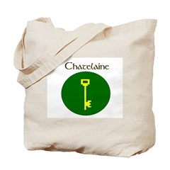 Chatelaine Tote Bag