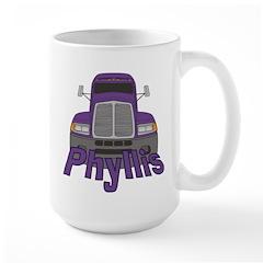 Trucker Phyllis Mug