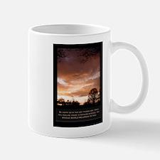 World belongs to you Mug