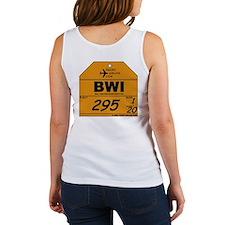 BWI - Baltimore / Washington Women's Tank Top