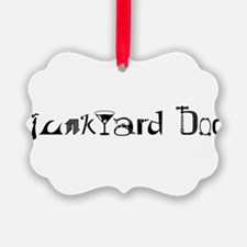 Junkyard Dog Ornament