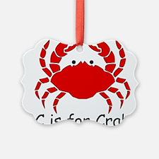 Crab10.png Ornament