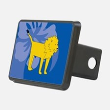 Lion Hitch Cover