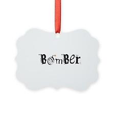 Bomber 10 Ornament