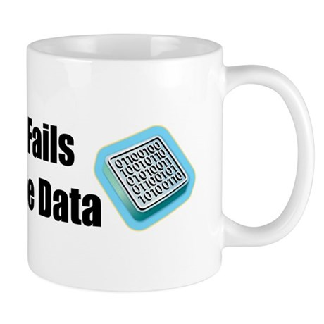 Manipulate the Data Mug