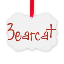 Bearcat10x8.png Ornament