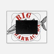 Big Barracuda Picture Frame