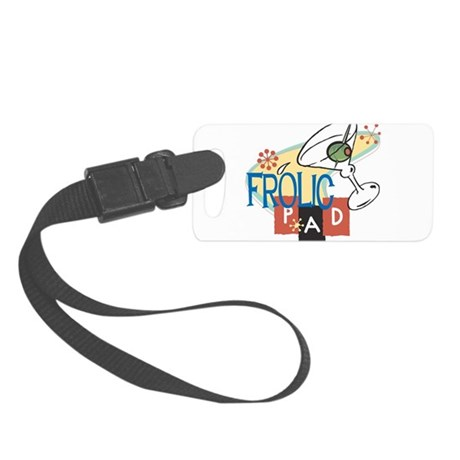 FrolicPad10.png Small Luggage Tag