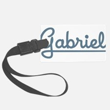 Gabriel10x8.png Luggage Tag