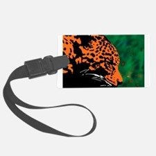 Leopard 10 Luggage Tag