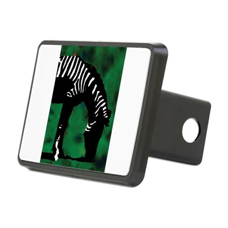Zebra 10 Rectangular Hitch Cover
