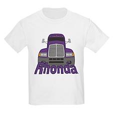 Trucker Rhonda T-Shirt