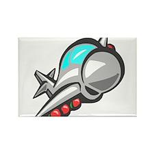 Jet24 Rectangle Magnet (100 pack)