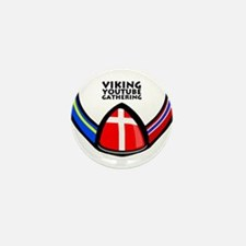 Viking YouTube Gathering Mini Button