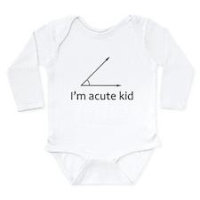 Im acute kid Onesie Romper Suit