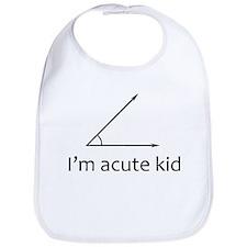 Im acute kid Bib