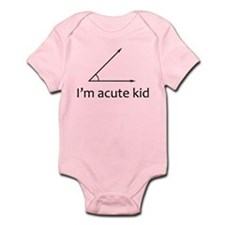 Im acute kid Infant Bodysuit