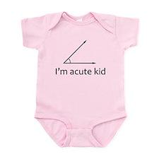 Im acute kid Onesie