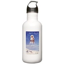 Our Lady of the Arctic Snows Water Bottle