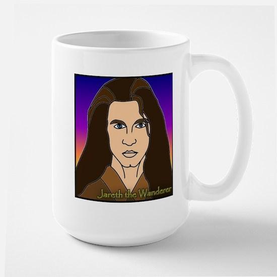 Jareth the Wanderer Large Mug