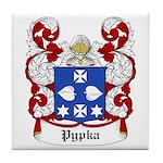 Pypka Coat of Arms Tile Coaster