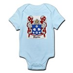 Pypka Coat of Arms Infant Creeper