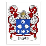 Pypka Coat of Arms Small Poster